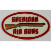 Collectable Sport Patch: Sheridan Air Guns