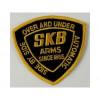 Collectable Sport Patch: SKB Shotguns